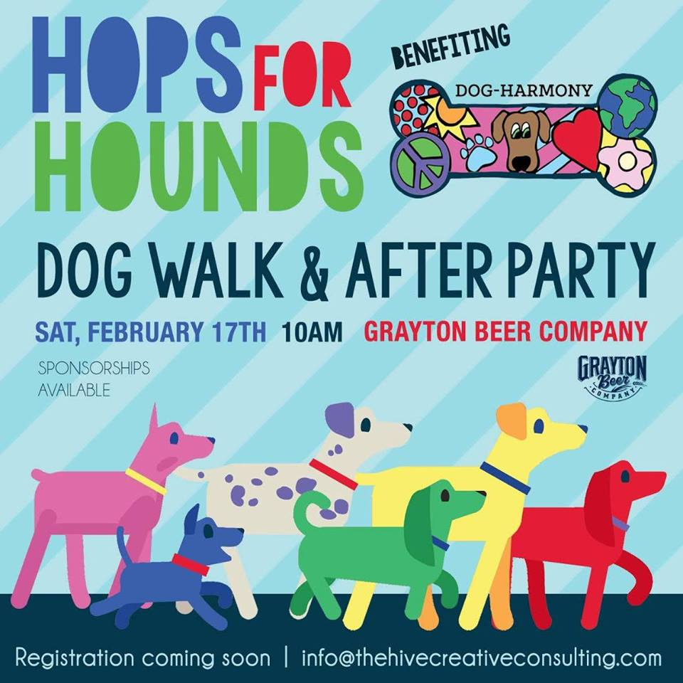 The Hive releases sponsorship package for Hops for Hounds
