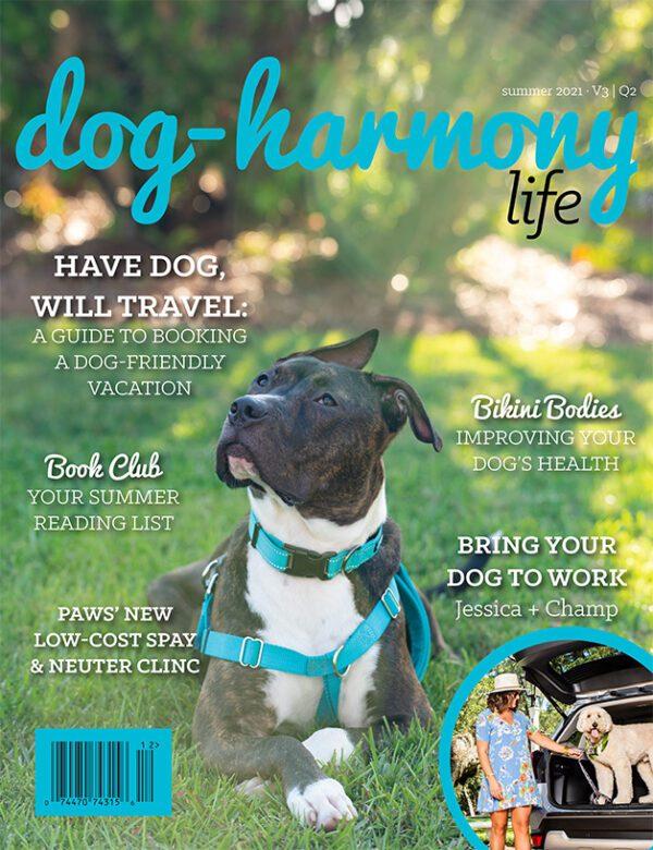 Dog-Harmony Life Summer 2021