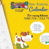 dog harmony calendar contest